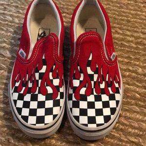Classic Vans Slip-on Sneakers